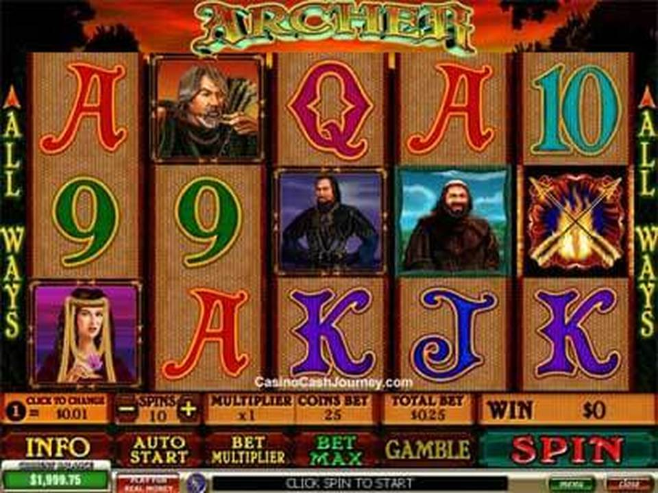 Archer Slot Quick spin 204146