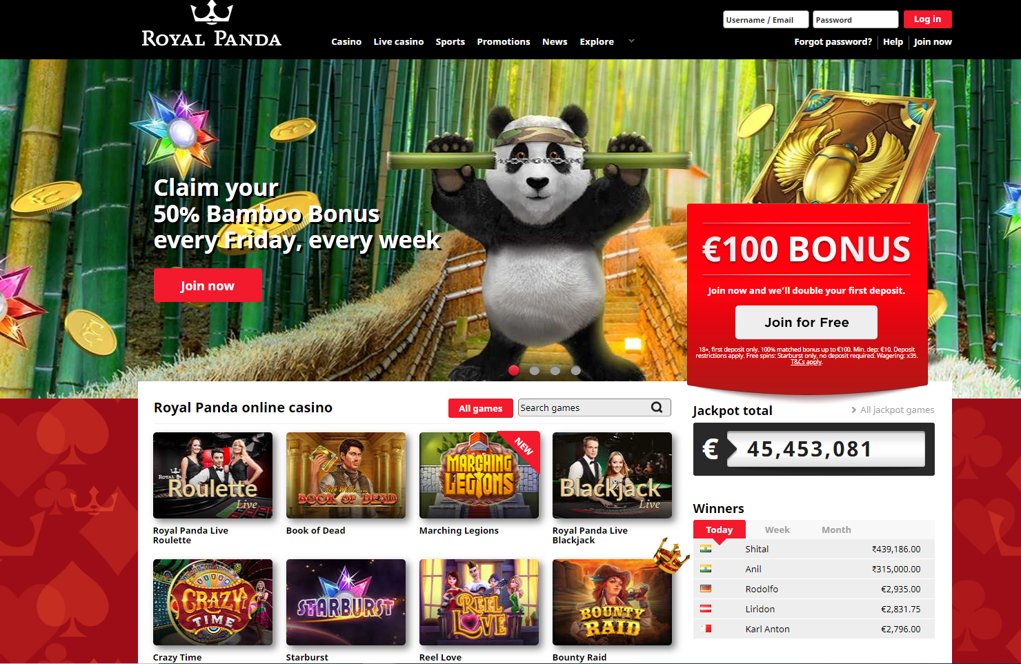 Free spins 300616